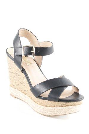 Dorothy Perkins Wedges Sandaletten mehrfarbig Casual-Look