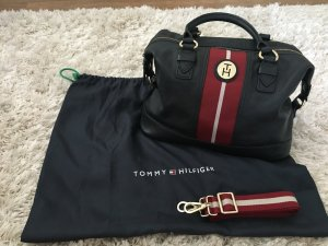 Tommy Hilfiger Carry Bag multicolored leather