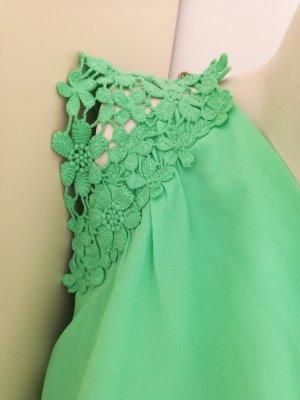 Double Zero Plissee Kleid Größe M