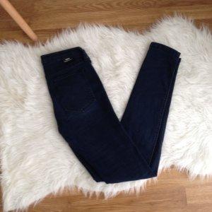 DR.DENIM Damen Jeans Jeggings Kissy Skinny Fit Blau Dunkelblau Gr. M Stretch