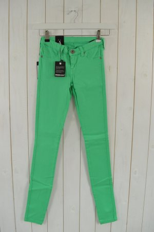 DR.DENIM Damen Jeans Jeggings Kissy Skinny Fit Stretch Grün Gr.M