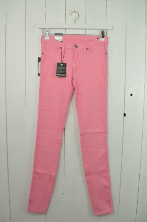 DR.DENIM Damen Jeans Jeggings Kissy Skinny Fit Stretch Rosa Gr.M