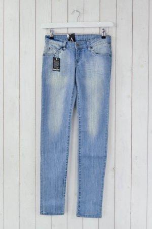 DR.DENIM Damen Jeans Mod. JAMIE 282 Hellblau Baumwolle Elastan Gr.25/32