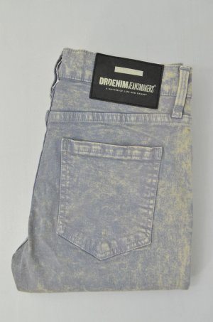 DR.DENIM Damen Jeans Mod.SNAP Ice Light Grey Skinny Fit Grau Ecru Gr.29/34