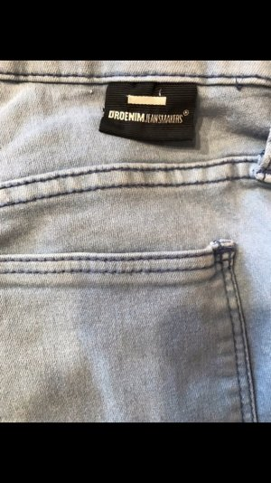 Dr Denim hellblaue Jeans