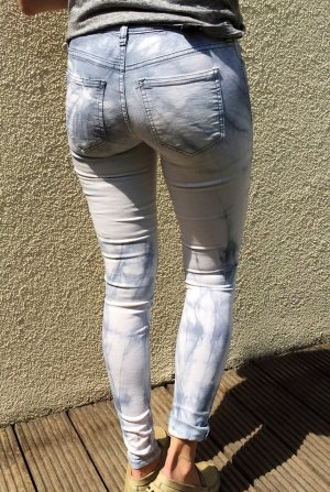 Dr. Denim Jeans im Batik Style Größe XS