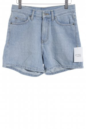 Dr. Denim Jeansshorts blau Casual-Look