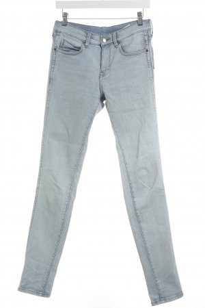 Dr. Denim Skinny Jeans blassblau Casual-Look