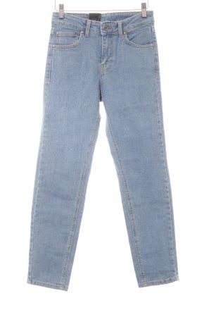 Dr. Denim Skinny Jeans himmelblau Casual-Look