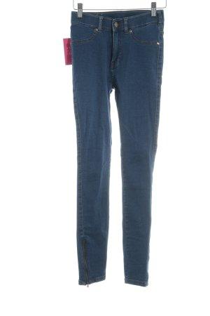 Dr. Denim Jeans stretch bleu foncé style décontracté