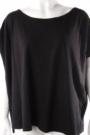 Dr. Denim T-Shirt schwarz Oversized