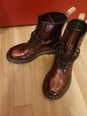 Dr. Martens Lace-up Boots bordeaux