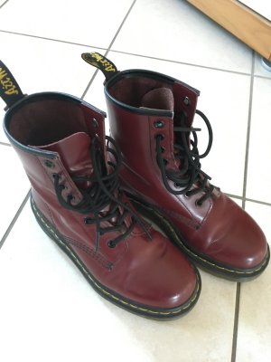 Dr. Martens 1460 rot