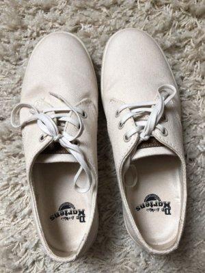 Dr. Martens Lace Shoes natural white