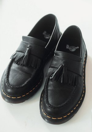 Dr Martens Adrian Smooth Loafers