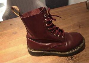 Dr. Martens Chelsea Boots bordeaux