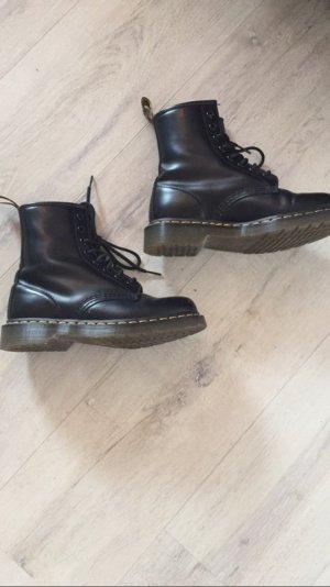 Dr. Martens Boots schwarz