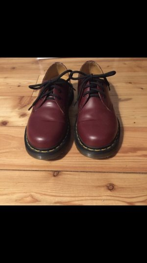 Dr Martens - Cherry Red