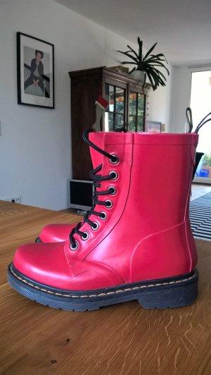 Dr. Martens Drench ( 1460 8-eye boot ) Gummistiefel Gr. 37