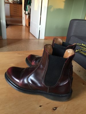 Dr Martens Flora cherry red Gr 37