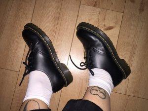 Dr Martens Gibson mit 3 Ösen Schuhe Boots