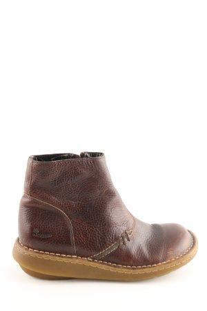 Dr. Martens Halfhoge laarzen bruin casual uitstraling