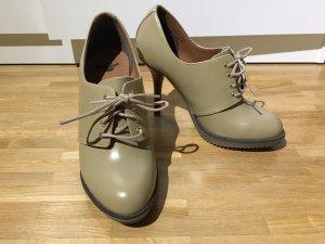 Dr. Martens High Heels OFIRA Farbe Buff 38