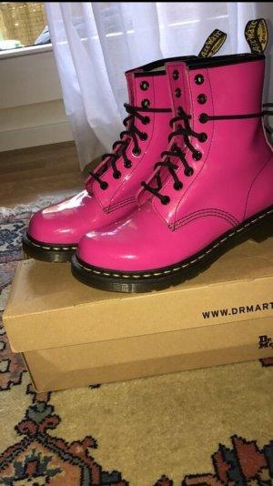 Dr.Martens in der Farbe Pink