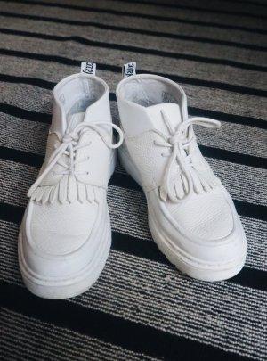 Dr Martens Jemima White Chukka Sneakers