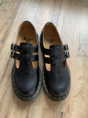 Dr. Martens Zapatos Mary Jane negro