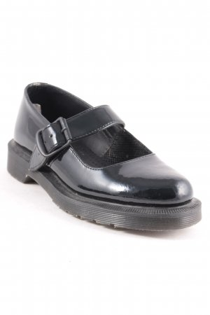 Dr. Martens Mary Jane Pumps schwarz Urban-Look