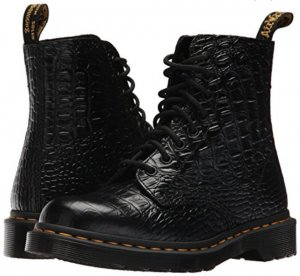 Dr. Martens Lace-up Boots black