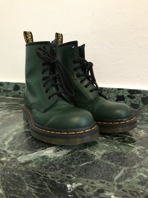 Dr. Martens Schuhe in Grün