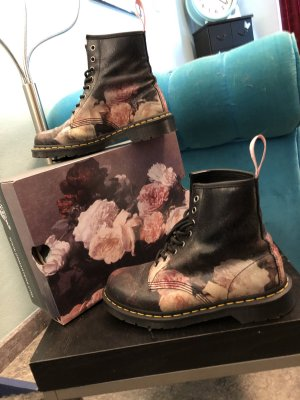 Dr. Martens Boots multicolored leather