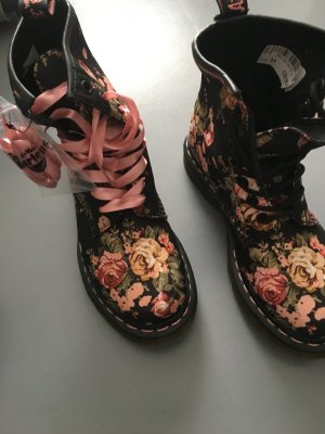 "Dr. Martens Stiefel ""Victorian Flowers"""