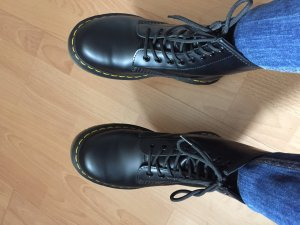 Dr. Martens Stiefeln
