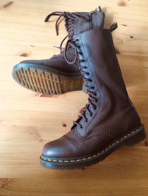 Dr. Martens Lace-up Boots dark brown