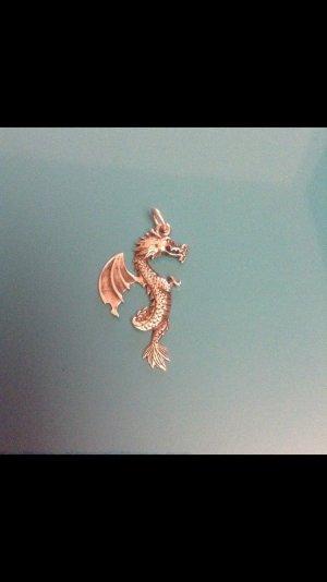 Drachenanhänger 925er Silber aus Thailand