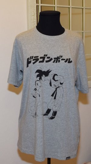 Dragon Ball Shirt, Uniqlo, Gr. M