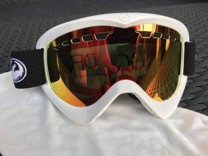 Dragon Glasses white-black
