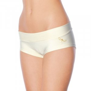 Dragonfly Hot Pants Creme
