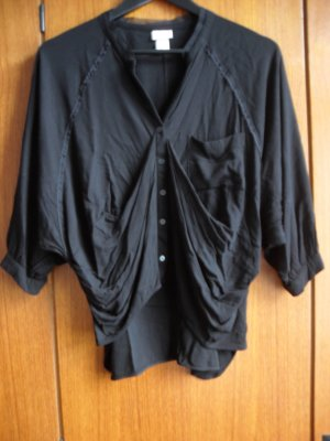 Drapierte Bluse mit schönen Details