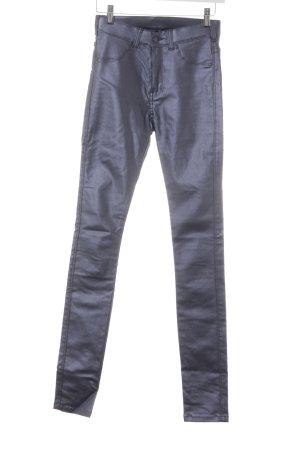DRDENIM JEANSMAKERS 7/8-Hose grauviolett extravaganter Stil