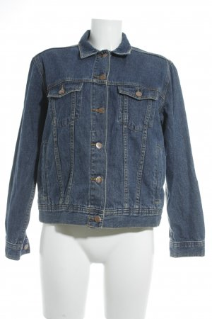DRDENIM JEANSMAKERS Jeansjacke blau Casual-Look