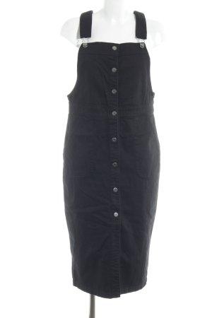 DRDENIM JEANSMAKERS Jeansjurk zwart casual uitstraling