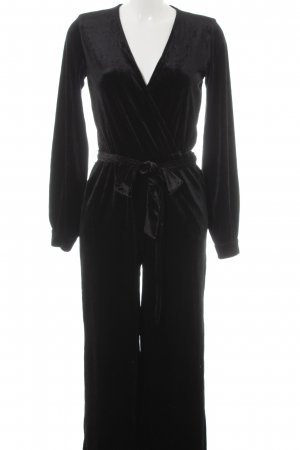 DRDENIM JEANSMAKERS Jumpsuit schwarz Elegant