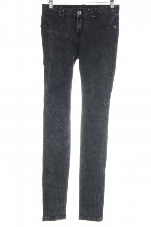 DRDENIM JEANSMAKERS Skinny Jeans anthrazit meliert Casual-Look