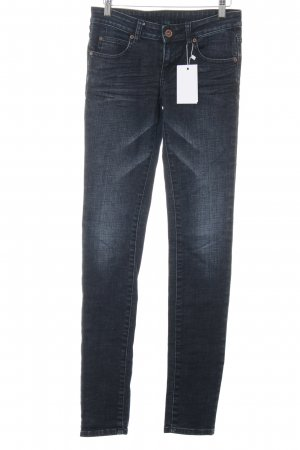 DRDENIM JEANSMAKERS Skinny Jeans dunkelblau Casual-Look