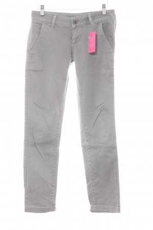 "DRDENIM JEANSMAKERS Slim Jeans ""June"" hellgrau"