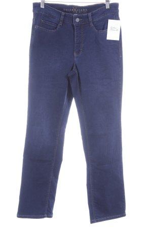 Dream Jeans Tecno by MAC Skinny Jeans dunkelblau Casual-Look